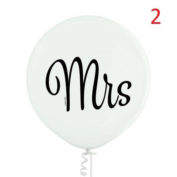 Liels balons kāzām #1021