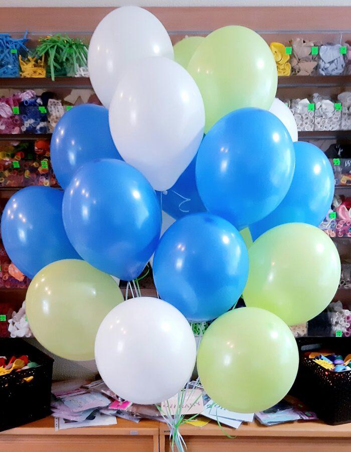 20 baloni ar hēliju #112