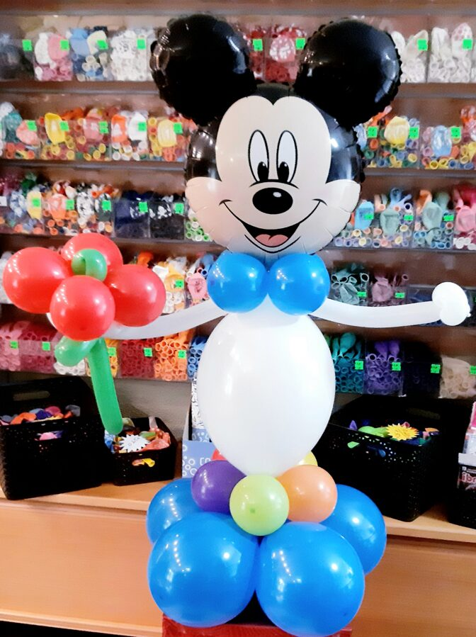 Mickey Mouse #604