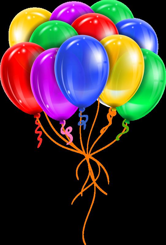 LED balons ar hēliju