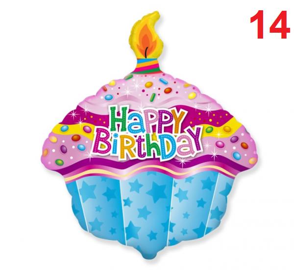 Folijas balons-figūra ar hēliju meitenēm (1 gab.) #116