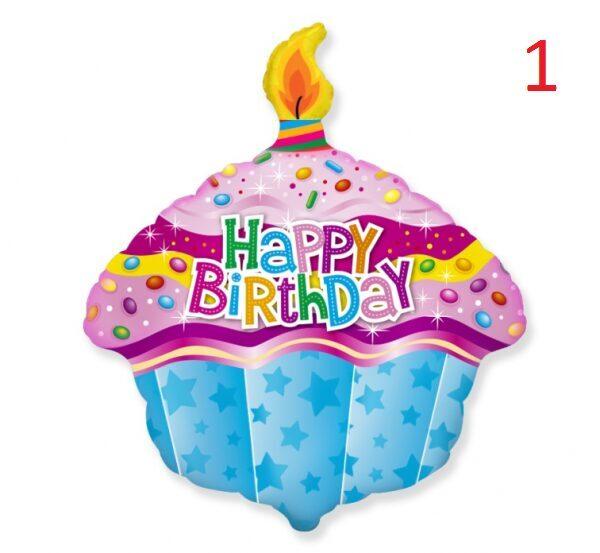 Folijas balons-figūra (1 gab.) #118