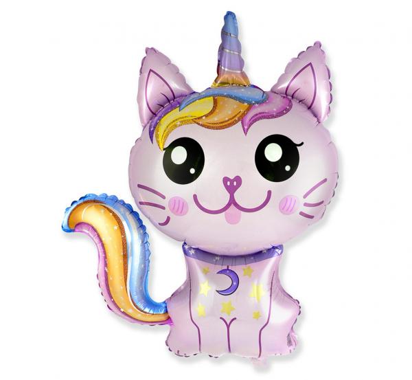 Cat Unicorn / Kaķis Vienradzis #244