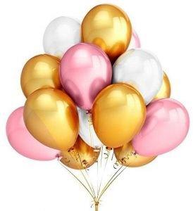"Perlamutra balons ar hēliju 12""(30cm)"