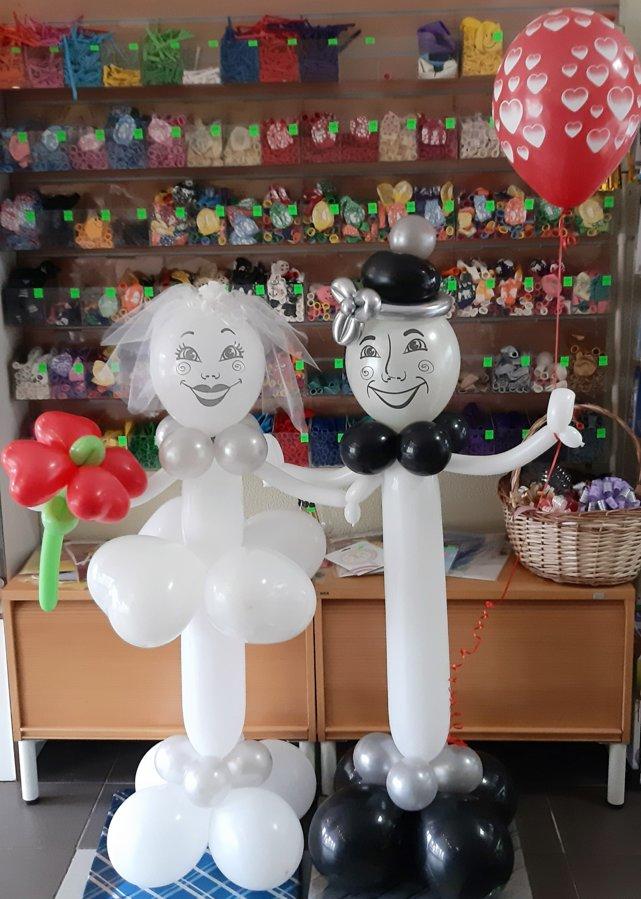Līgava un līgavainis #1009