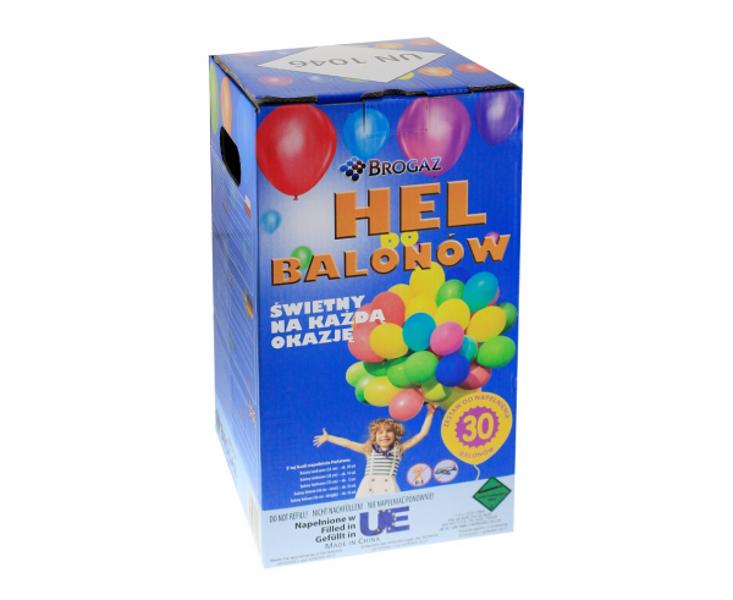 Hēlijs 30 baloniem (9/23cm) #069